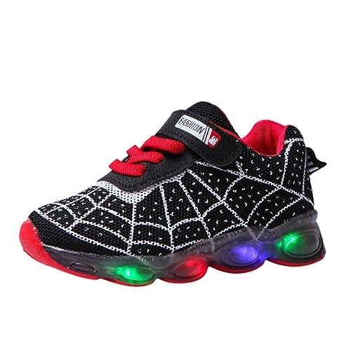 Led Light Luminous Sport Sneakers Shoes