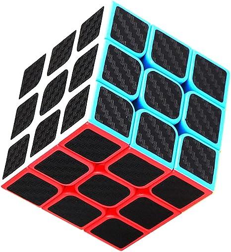Cubo mágico WhalEver Speed 3 x 3 x 3, cubo mágico