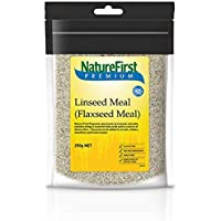 NatureFirst Flax Seed Meal 300 g, 250 g