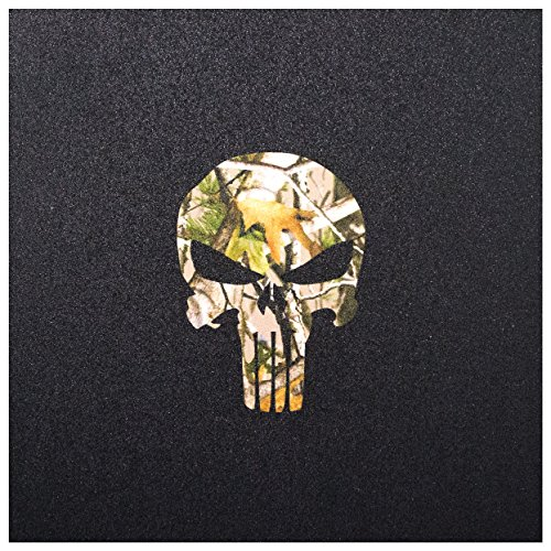 """Infused Kydex USA: 1 Sheet of 7.5"""" x 7.5"""" x .080"""" Infused Kydex Material - Punisher Camo Print"""