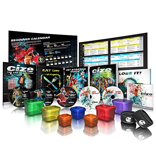 (Beachbody CIZE Dance Workout Deluxe Kit - Shaun T)