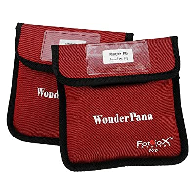 WonderPana 145 Core Filter Holder with Lens Cap for Nikon by Wonderpana
