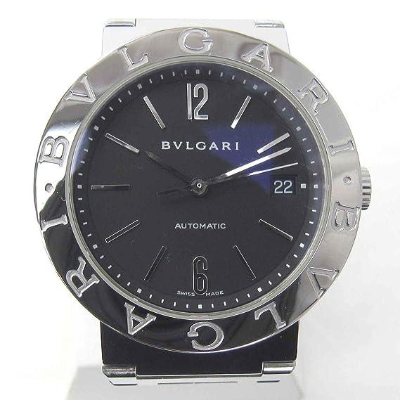 online retailer 115ad 4cfdb Amazon | [ブルガリ] BVLGARI ブルガリ ブルガリ ウォッチ 時計 ...