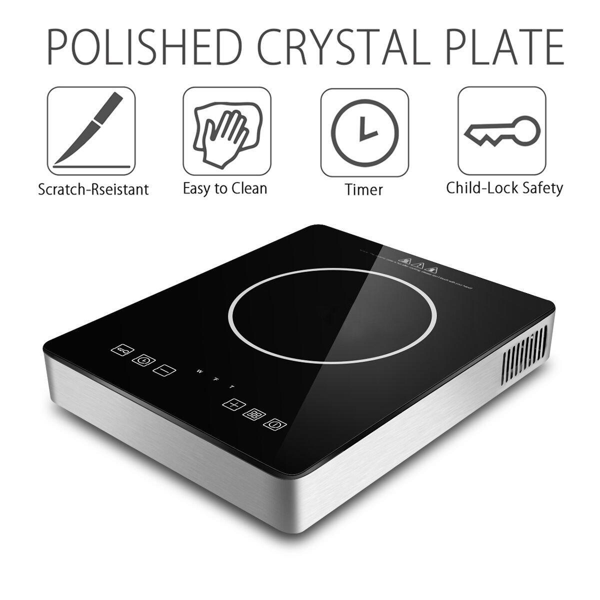 induction duxtop watch countertop countertops cooktop burner secura youtube portable watt unboxing