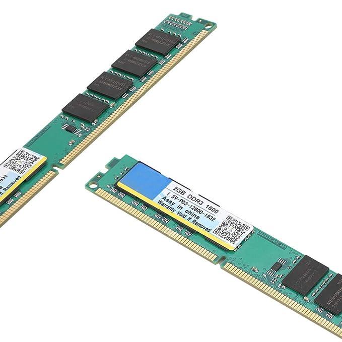 Amazon.com: Bewinner DDR3 - Memoria RAM DDR3 de sobremesa de ...
