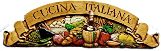 product image for Piazza Pisano Italian Kitchen Wall Decor Cucina Italiana Door Topper