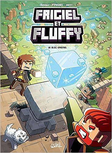 Frigiel Et Fluffy T03 Amazon Ca Frigiel Minte Jean