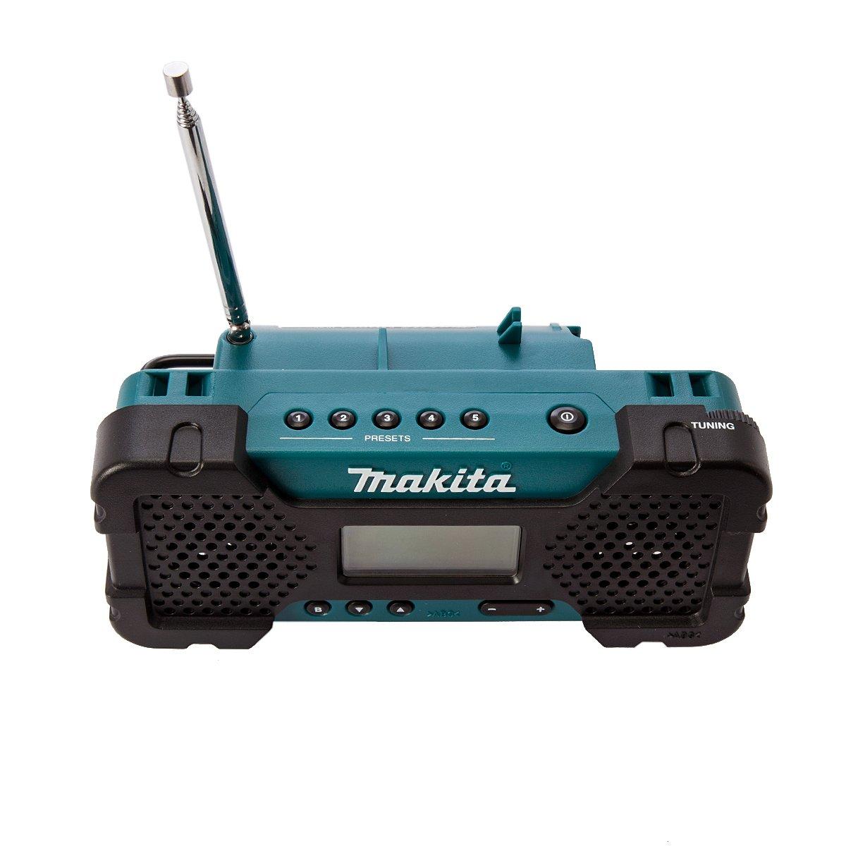 Makita STEXMR051 - Radio con baterí a de ion-litio (10, 8 V)