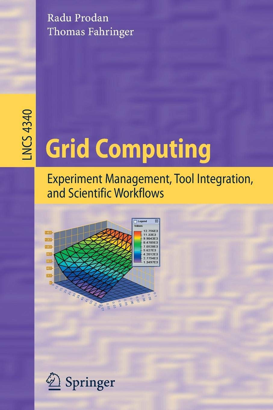 Grid Computing: Experiment Management, Tool Integration, and
