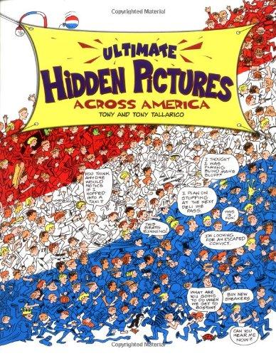 Ultimate Hidden Pictures: Across America