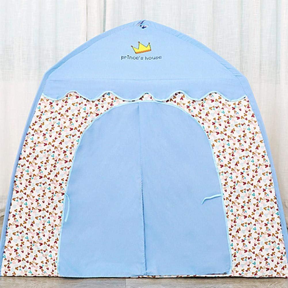 Cadeau de Tente Facile /à Assembler iB/àste Tente de Princesse Grande cabane de Jeu pour Filles cabane de Jeu pour Filles Grande Tente de Jeu du ch/âteau des Enfants