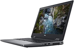 Dell Precision 7530 Vr Ready 15.6in LCD Mobile Workstation with Intel Core i7-8850H Hexa-core 2.6 GHz, 16GB RAM, 512GB SSD (Renewed)