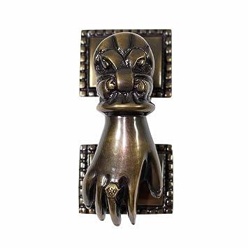 Antique Brass Victorian Door Knocker Ladies Woman Hand 4u0026quot;H |  Renovatoru0027s Supply