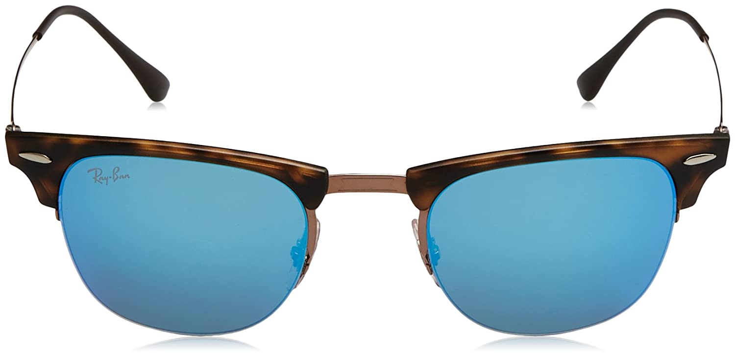9dd1adc27d Amazon.com  Ray-Ban Men s Titanium Man Sunglass Square
