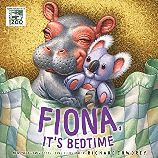 Fiona, It's Bedtime (A Fiona the Hippo Book)