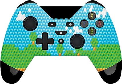 Gioteck - WX4 - Mando Nintendo Switch, Controlador Inalámbrico Bluetooth, 12 horas de duración de la batería, Indicador LED, Para Nintendo Switch y Pc Cielo (Windows 8.1)
