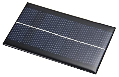 0.5~6V Mini Solar Panel System For DIY Battery Cell Phone Charger Module~