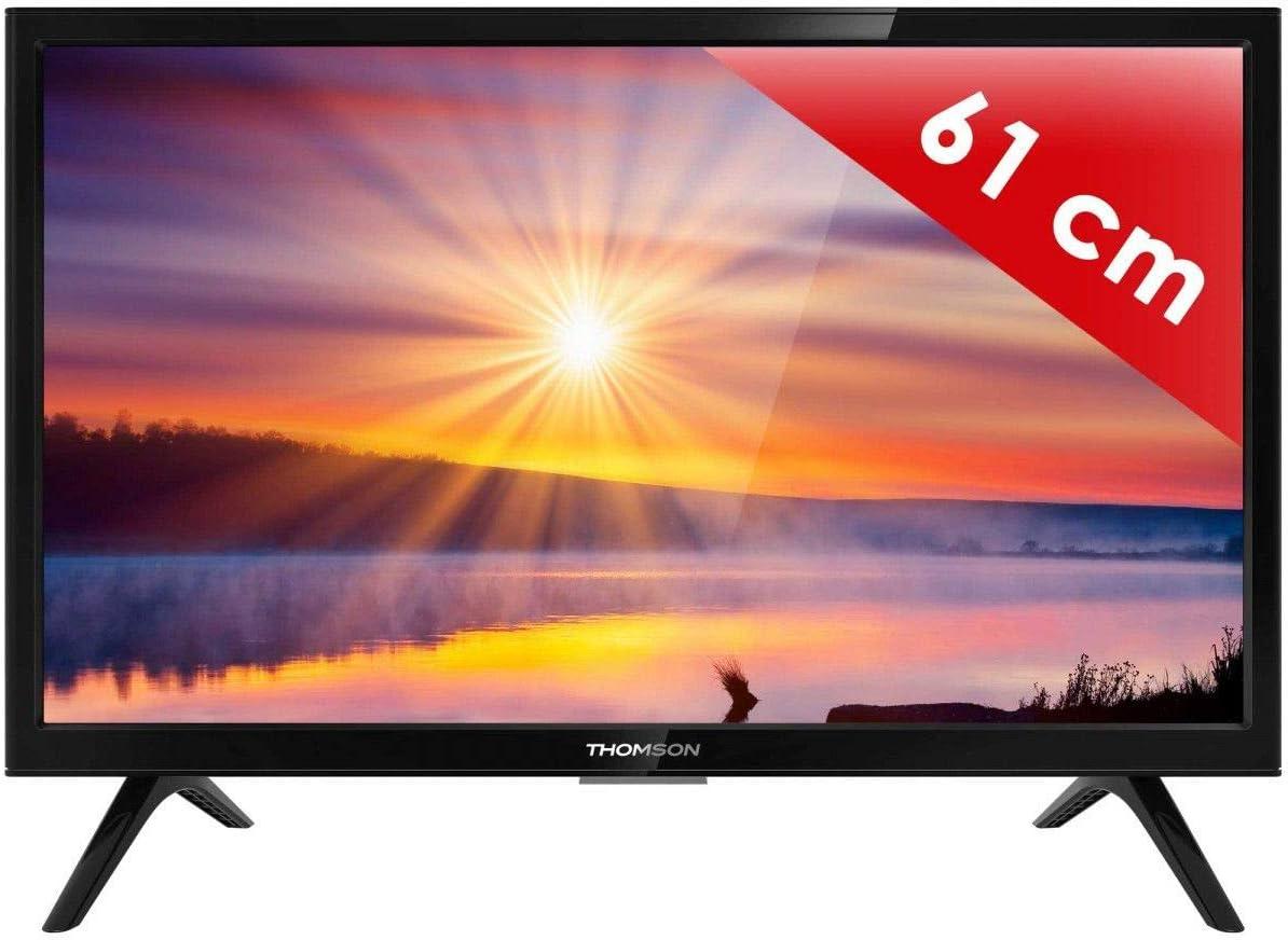 Thomson LED 60 cm – HDTV – PPI, 100 Hz – USB Audio/Photo/Video HD ...