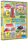 Wubbzy Wubtstic Advntrs 4 Dset