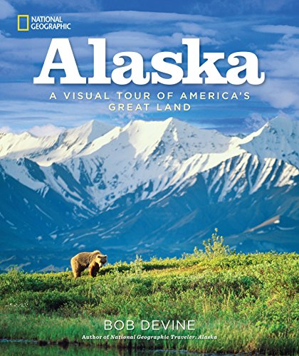An amazing tour through its history, culture and landscape, Alaska's stunning imagery and informative text makes it the perfect book for those who dream of visiting the 49th state and those who want to celebrate its singular beauty and expansive hist...