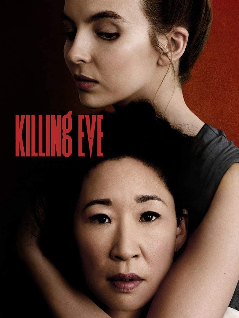 Amazon.com: TianSW Killing Eve Season 1 (24inch x 32inch/60cm x ...