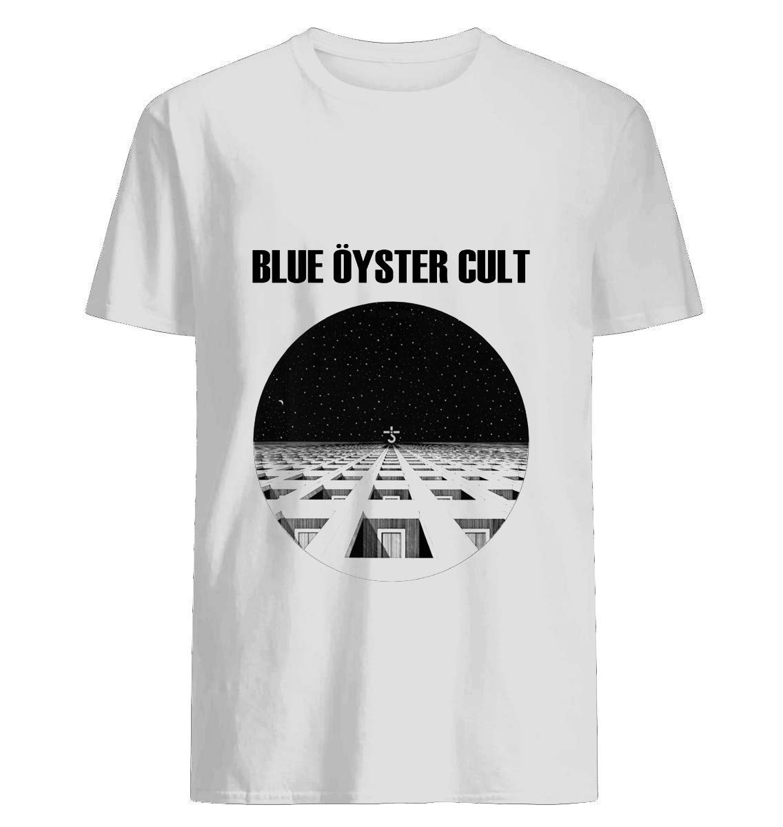 Blue Oyster Cult Tour 2016 18 T Shirt For Unisex