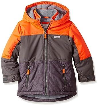 Amazon.com  Carter s Boys Colorblock Jacket (2T 82842fc4f