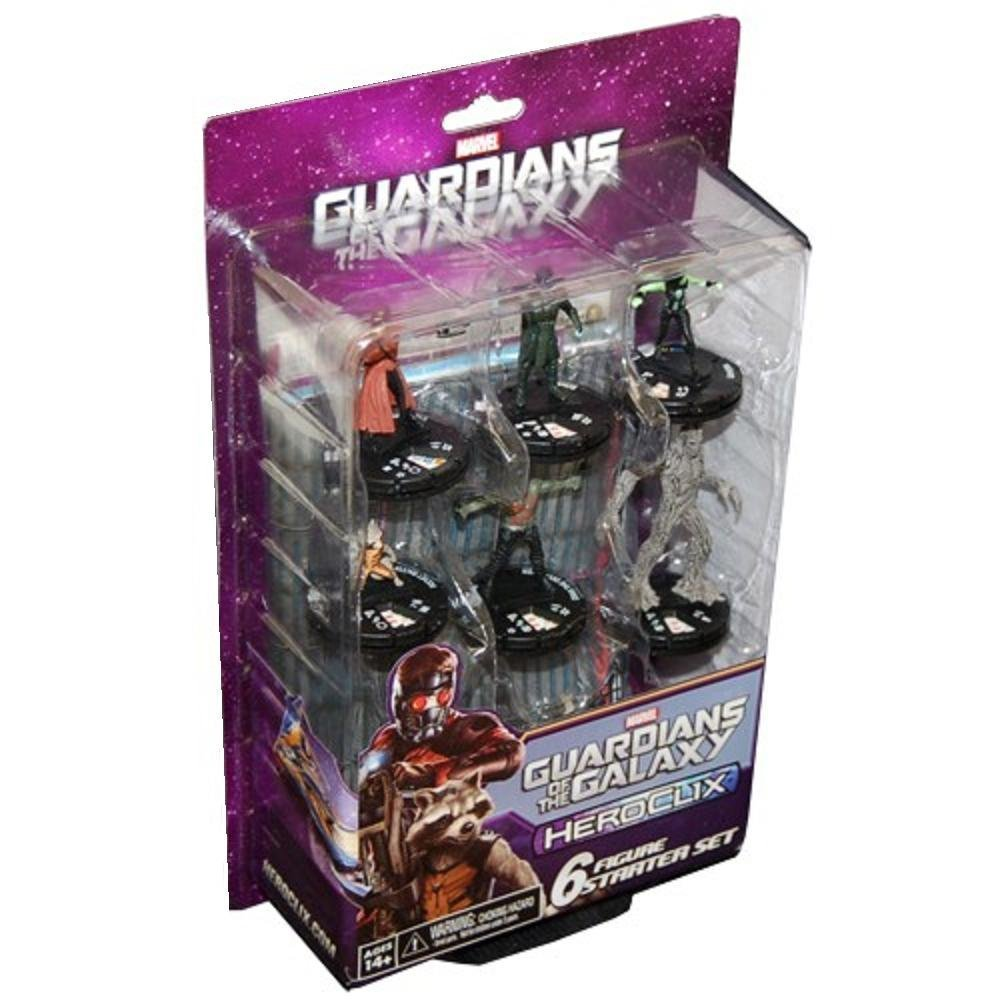 Amazoncom Wiz Kids Marvel Heroclix Guardians the Galaxy Movie
