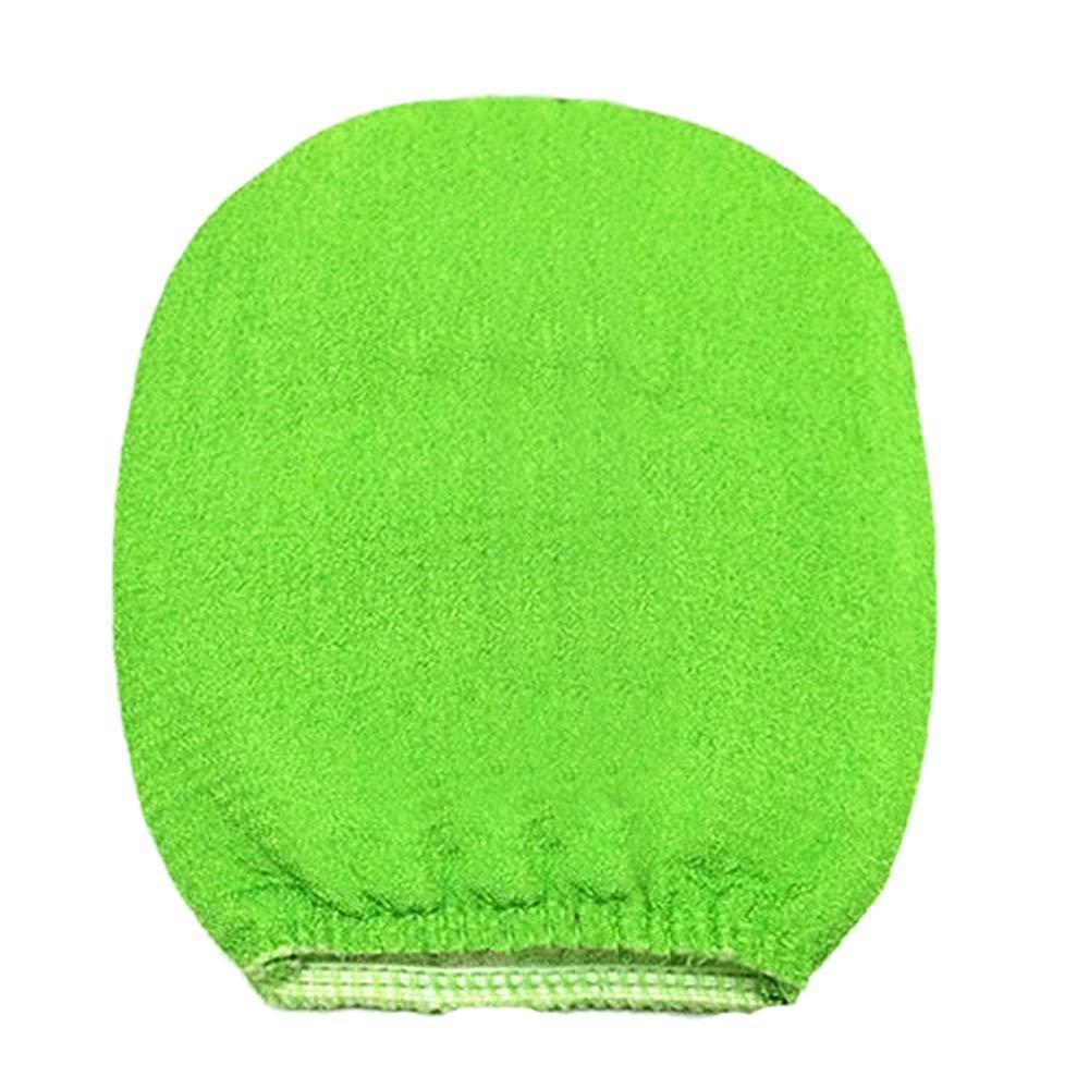 Koreanisches Peeling-Bad Waschlappen K/örper Dusche Haut Handtuch Badhandschuhe N/ützlich und praktischCarry Stone