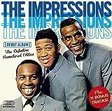The Impressions Debut Album + 11 Bonus Tracks