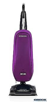 Oreck Swivel Axis Purple Lightweight Bagged Vacuum Cleaner
