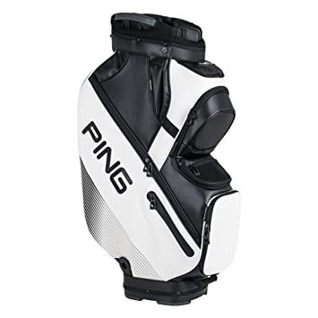 Amazon.com: Ping Dlx carro bolsa de golf Mens – Nuevos 2017 ...