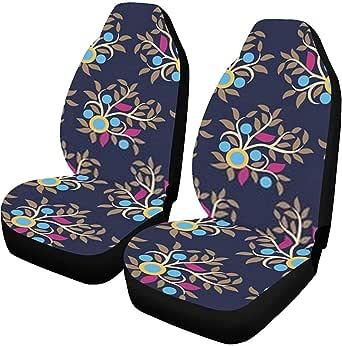 Fundas para asientos de automóvil Asientos delanteros 2