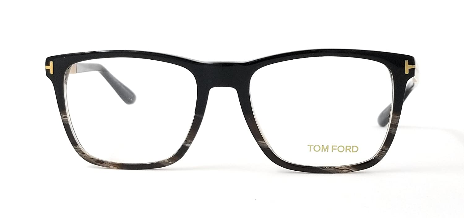 95133ad0ce877 Amazon.com  Eyeglasses Tom Ford TF 5351 FT5351 005 black other  Tom Ford   Clothing