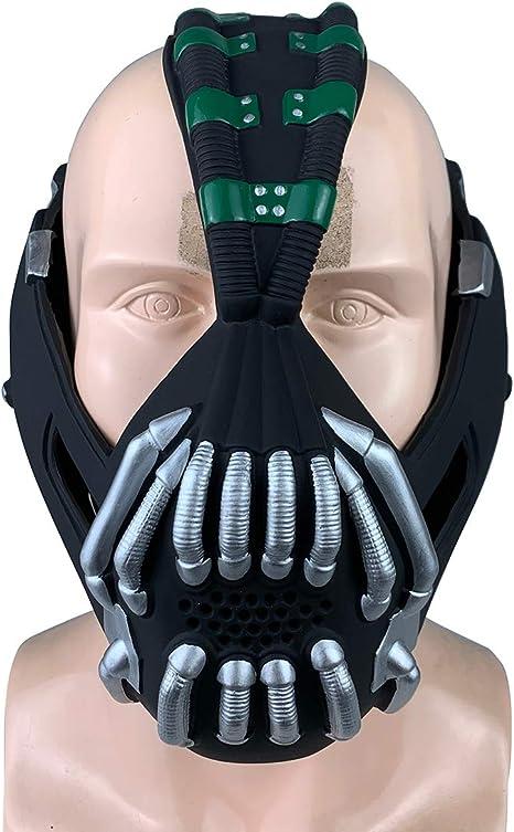 Bane Mask Voice Changer Batman Costume Props The Dark Knight Rises Halloween New