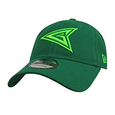Green Arrow Symbol 9Twenty Adjustable Hat Green