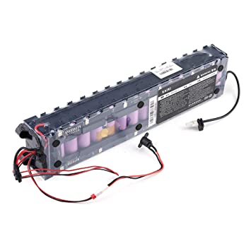 Goolsky- 36V 7800mAh Batería de Litio Batería de Repuesto Recargable para Xiaomi M365 M365 Pro Scooter Eléctrico Plegable Inteligente
