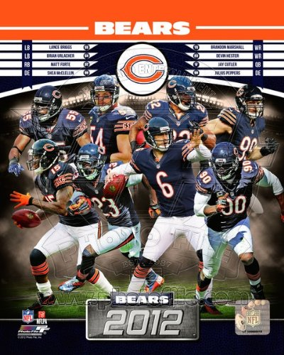 シカゴベアーズ2012 10 NFLチーム写真8 NFLチーム写真8 x 10 x B009D7PWJU, 激安の皇帝エンペラーマート:59e539eb --- harrow-unison.org.uk