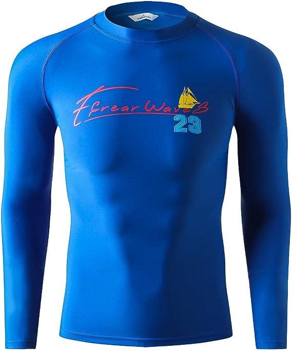 SwissWell Camisa de Surf para Hombre Azul Oscuro XL: Amazon.es: Ropa y accesorios