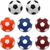Early Buy ColorfulTable Soccer Foosballs Replacements 36mm Mini Soccer Balls Foosball Balls Set of 8