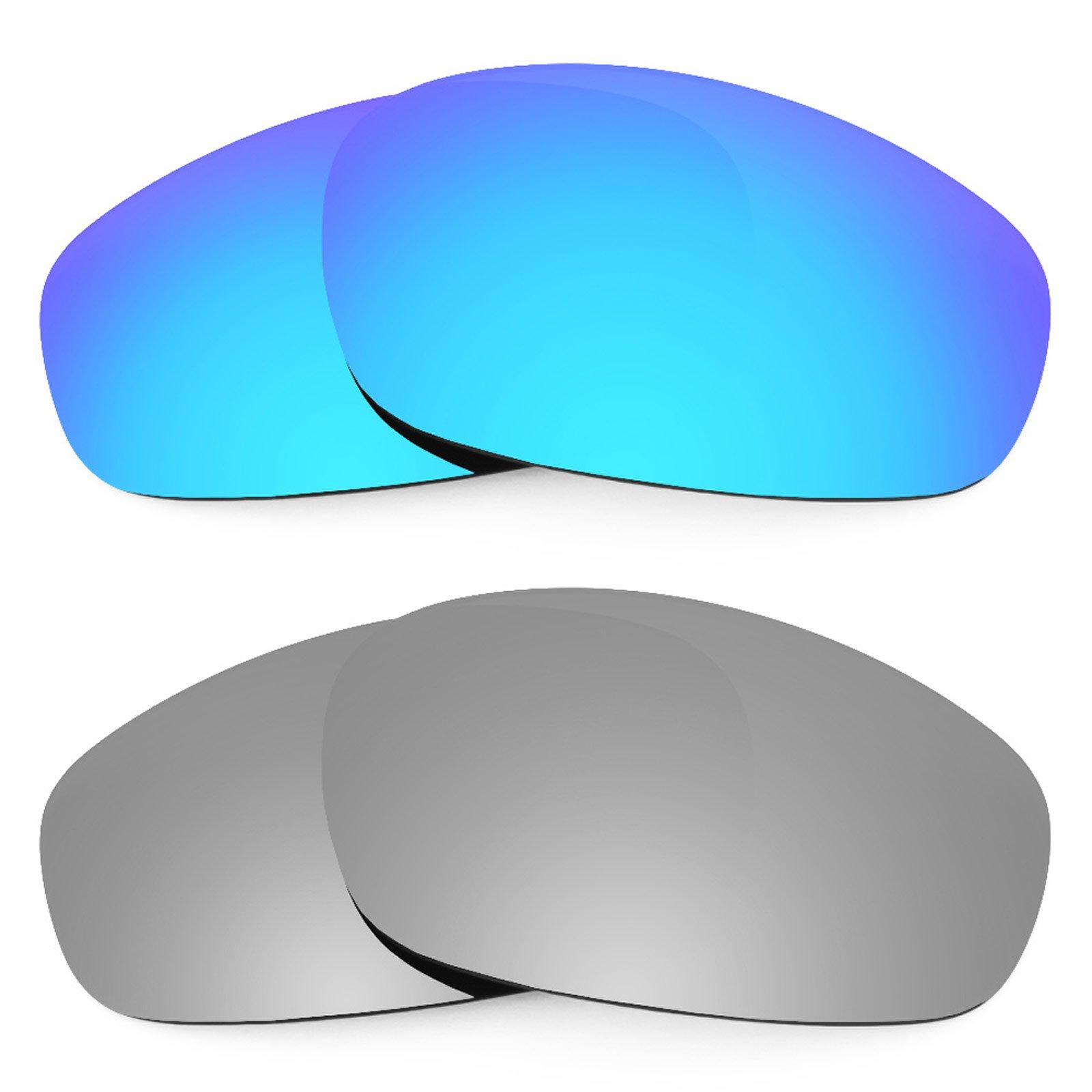 Revant Replacement Lenses for Oakley Split Jacket 2 Pair Combo Pack K004