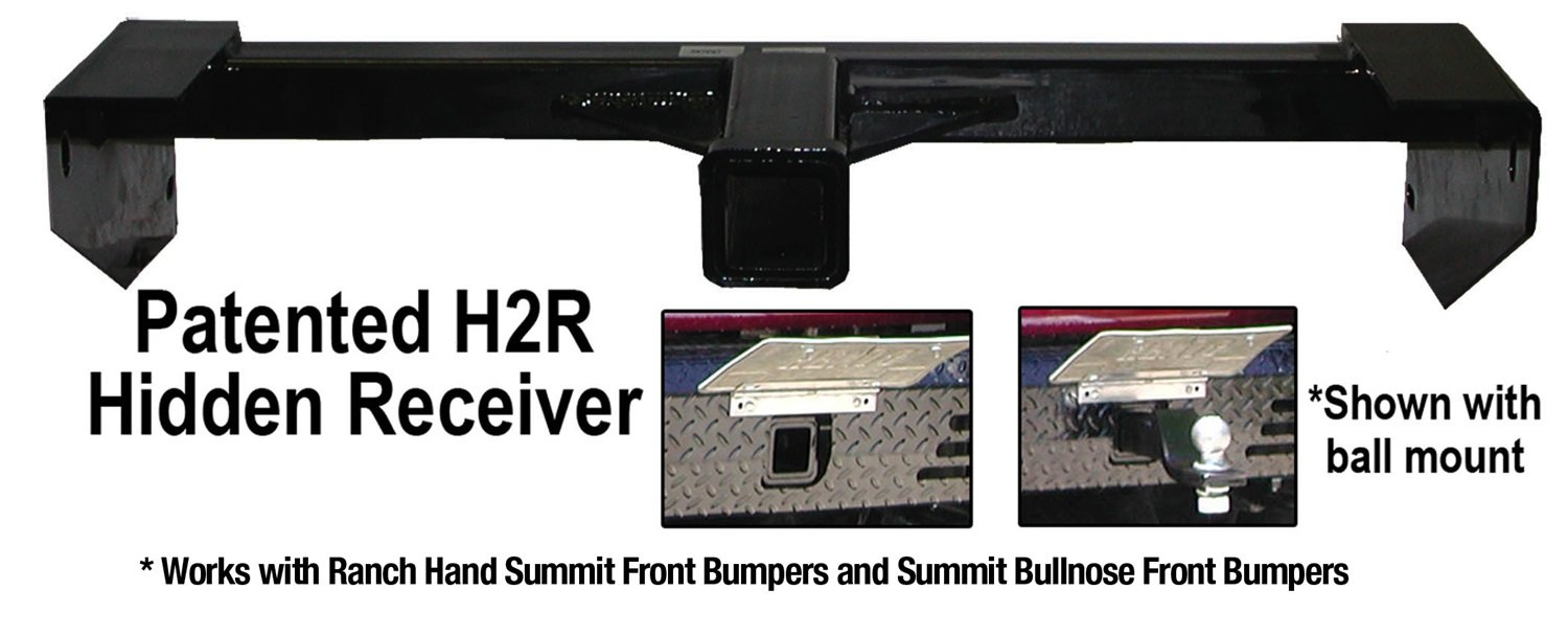 Ranch Hand RHC08HBL1 Receiver Hitch