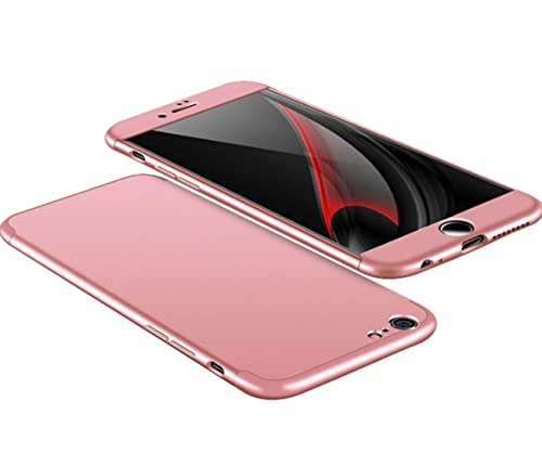 Custodia iPhone 7 , Pacyer® [3 in 1 Armor] Antiurta Sottilissima Dura Protettiva Custodia Cover Case...