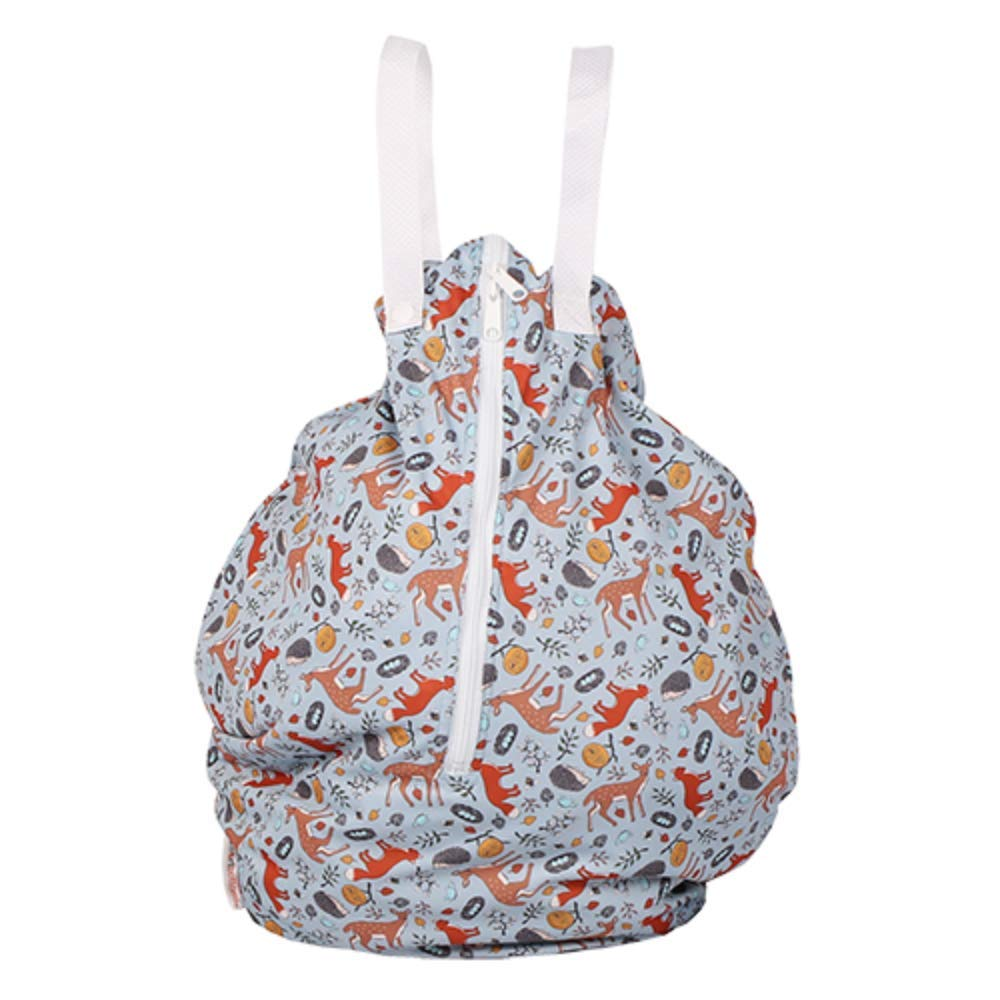 Hanging Wet Bag (Forest Friends) by Smart Bottoms