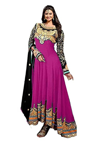 Karma fashion Pink Suits for Women Indo-Western for Party Wedding ...