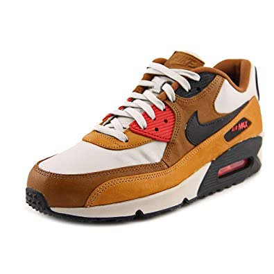107a9c99c909 Nike Air Max 90 Escape QS Mens Running Shoes 718303-002 Light Bone Black  Pine