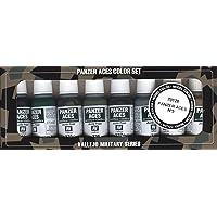 Vallejo Panzer Aces n.º 5 - Juego de Pintura, 17 ml
