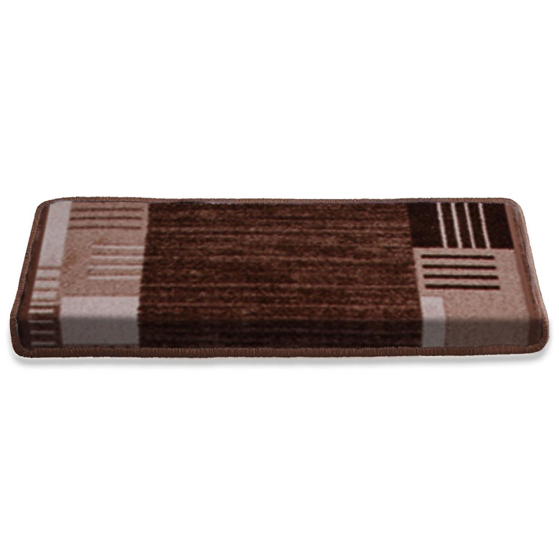 Casa pura pura pura Läufer mit Zeitloser Musterung   grau   Qualitätsprodukt aus Deutschland   GUT Siegel   kombinierbar mit Stufenmatten   3 Breiten und 27 Längen (100x375cm) B013WVUUOE Lufer 3c1689