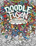 Doodle Fusion: Zifflin's Coloring Book: Volume 2
