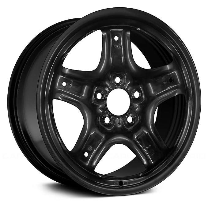 Amazon Com Value Fusion Mercury Milan Factory Black Painted Steel